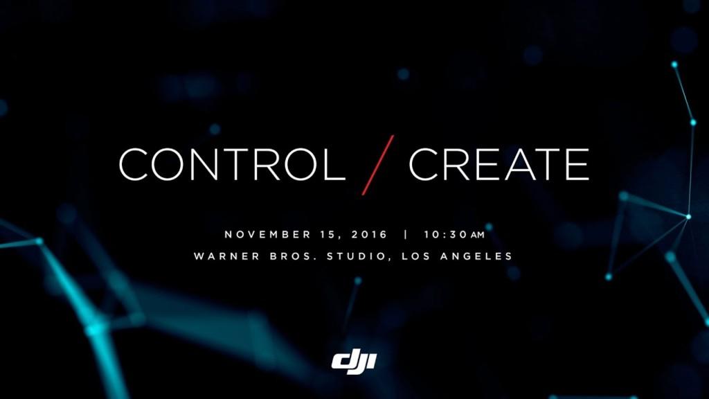 DJI Event Invitation - Inspire 2 & Phantom 4 Pro